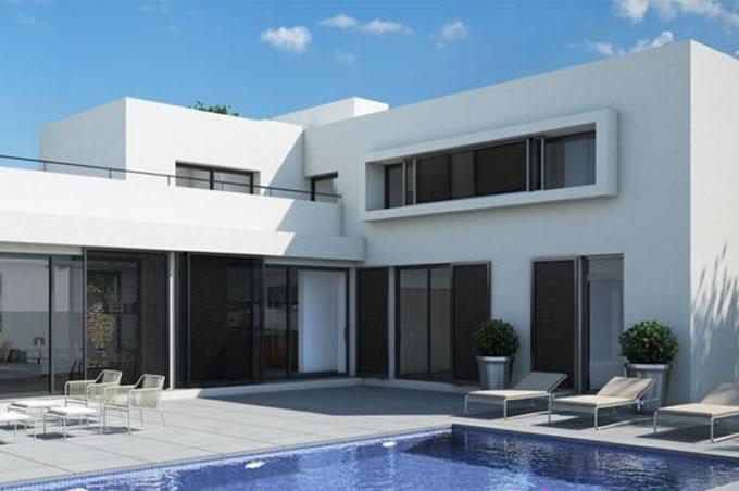 Chalets nuevos proyectos de obra piscinas valencia piscinas samuel construcci n piscinas - Chalets obra nueva arroyomolinos ...